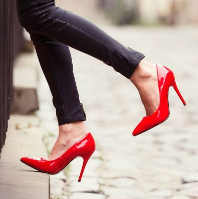 Effects of High Heels on your Feet Over Time